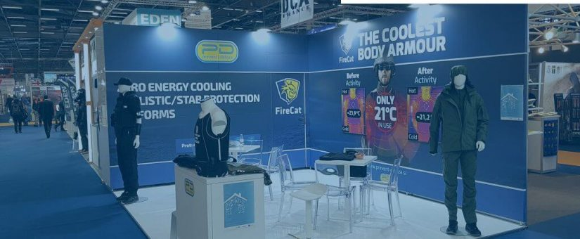 Milipol Paris 2019 Convention